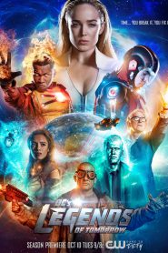 Legends of Tomorrow Season 3 [Soundtrack บรรยายไทย]