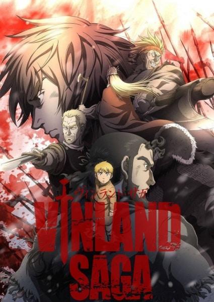 Vinland Saga สงครามคนทมิฬ ตอนที่ 1-8 ซับไทย