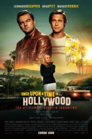 Once Upon a Time in Hollywood  กาลครั้งหนึ่งใน…ฮอลลีวู้ด (2019)