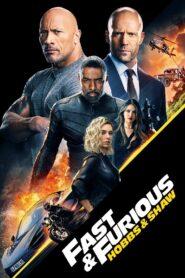 Fast And Furious Hobbs And Shaw เร็ว แรงทะลุนรกฮ็อบส์ แอนด์ ชอว์ (2019)
